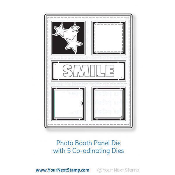 Your Next Stamp Die - Photo Booth Panel