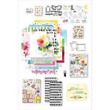 Altenew Scrapbooking Kit - Reflections