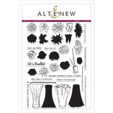 Altenew Clear Stamp Set - Life is Beautiful