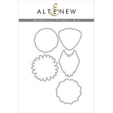 Altenew Coordinating DIE - Geometric Flowers (die)