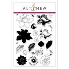 Altenew Clear Stamp Set - Garden Treasure
