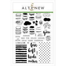 Altenew Clear Stamp Set - Handmade Tags