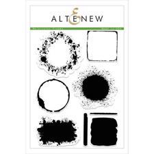 Altenew Clear Stamp Set - Watercolor Frames