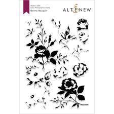 Altenew Clear Stamp Set -  Dainty Bouquet