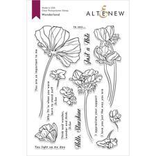 Altenew Clear Stamp Set -  Wonderland