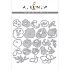 Altenew DIE Set - Garden Picks 3D (die)
