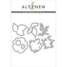 Altenew DIE Set - Wild Rose 3D (die)