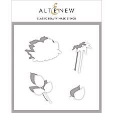 Altenew Stencil - Classic Beauty Mask