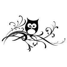 Artemio Wood Mounted Stamp - Owl