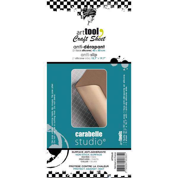 Carabelle Studio Non Stick Craft Sheet w. Anti Slip back