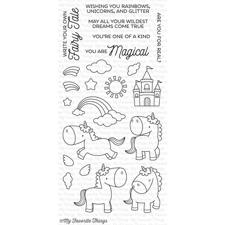 My Favourite Things Stamp Set - Magical Unicorns