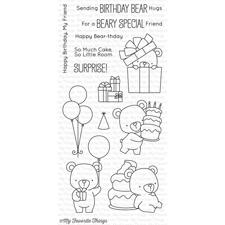 My Favourite Things Stamp Set - Beary Special Birthday