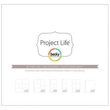 "Project Life Photo Pockets 12x12"" - Big Variety Pack 3"