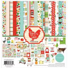 "Carta Bella Paper Collection Kit 12x12"" - Farm to Table"