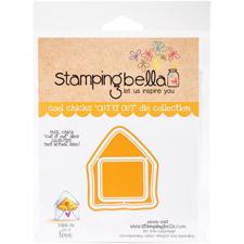 Stamping Bella Die - Mail Chick