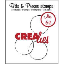 Clearstamp CreaLies - Bits & Pieces 62 (rings)
