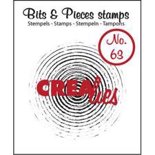 Clearstamp CreaLies - Bits & Pieces 63 (circles)