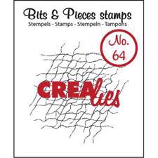 Clearstamp CreaLies - Bits & Pieces 64 (net)