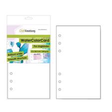 CraftEmotions Planner Systems - Watercolor Paper / Slim