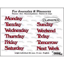 CREAlies Die - Journalzz / Weekdays