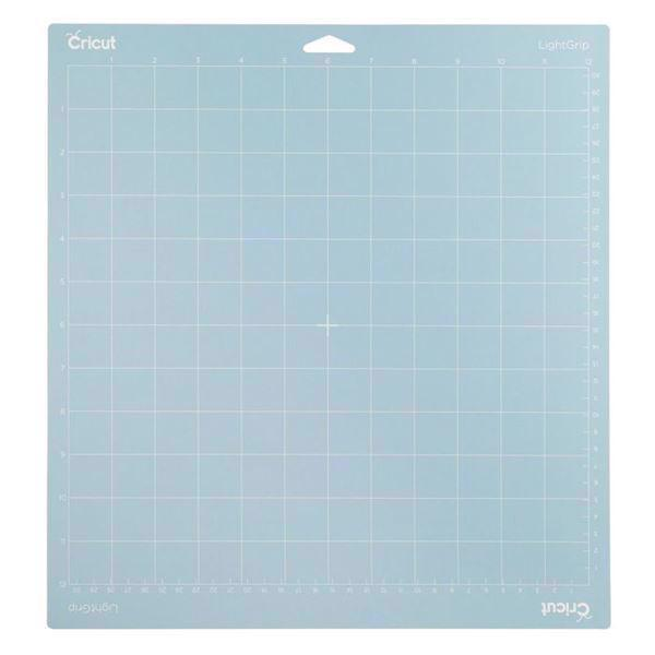 Cricut Cutting Mat - 1-pack (Light Grip - blå)