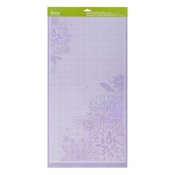 "Cricut Cutting Mat - 24"" (EKSTRA LANG) (Strong Grip / lilla)"