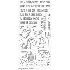 My Favourite Things Stamp Set - Farm-Tastic