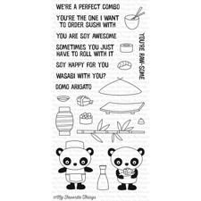 My Favourite Things Stamp Set - Sushi Date