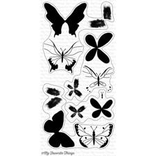 My Favourite Things Stamp Set - Beautiful Butterflies