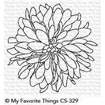My Favourite Things Stamp Set - Beautiful Bloom