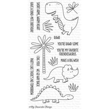 My Favourite Things Stamp Set - Your're Rawrsome