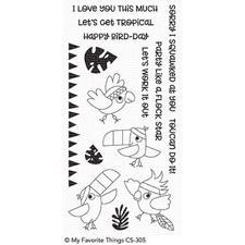 My Favourite Things Stamp Set - Toucan Do It