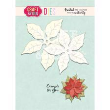 Craft & You Die - Poinsettia 2