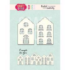 Craft & You Die - Houses (2 pcs)