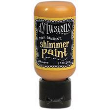 Dylusion SHIMMER Paint - Pure Sunshine