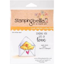Stamping Bella Cling Stamp - Mail Chick