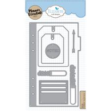 Elizabeth Crafts Planner Essentials - Die Set 2