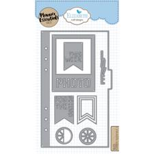 Elizabeth Crafts Planner Essentials - Die Set 3