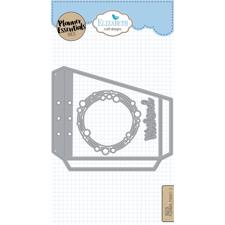 Elizabeth Crafts Planner Essentials - Die Set Pocket 2