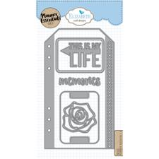 Elizabeth Crafts Planner Essentials - Die Set 6