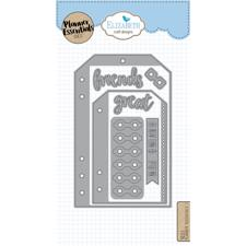 Elizabeth Crafts Planner Essentials - Die Set 7