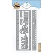 Elizabeth Crafts Planner Essentials - Die Set 8