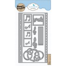 Elizabeth Crafts Planner Essentials - Die Set 10