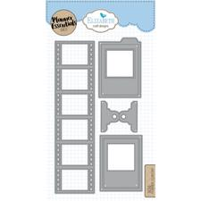 Elizabeth Crafts Planner Essentials - Die Set Filmstrip