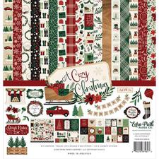 "Echo Park Paper Collection Pack 12x12"" - A Cozy Christmas"
