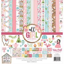 "Echo Park Paper Collection Pack 12x12"" - All Girl"