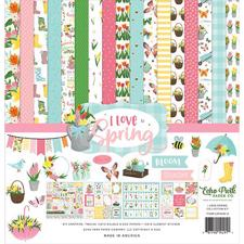 "Echo Park Paper Collection Pack 12x12"" - I Love Spring"