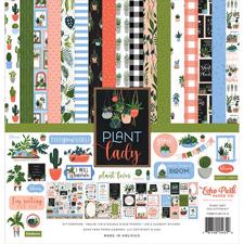 "Echo Park Paper Collection Pack 12x12"" - Plant Lady"