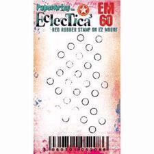 PaperArtsy Mini Cling Stamp - Eclectica (Tracy Scott) No. 60