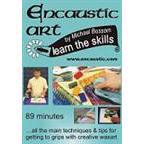"Encaustic Art (voksmaleri) - DVD ""Learn the Skills"""